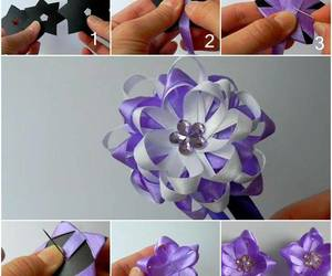 diy, flower, and gift image