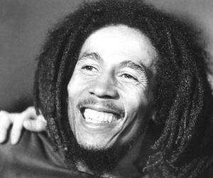black and white, dread, and marley image