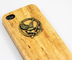 hunger games and iphone image