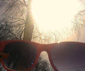 glasses, photography, and sun image