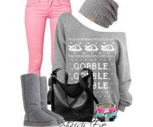 look and fall outfit image