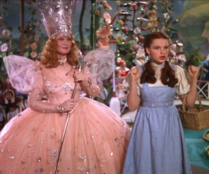movie and The wizard of OZ image