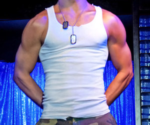 channing tatum, Hot, and woow image