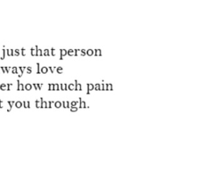 quote and pain image