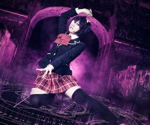 cosplay, magic, and rikka takanashi image