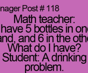 funny, teenager post, and teacher image