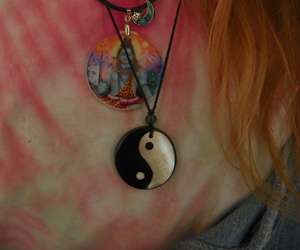 necklace and indie image