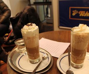 chocolate, cofee, and miam image