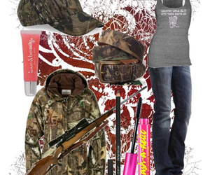 boots, camo, and country image