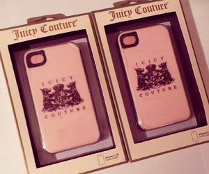 case, iphone, and juicy image