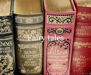 book, fairy tale, and fairytale image