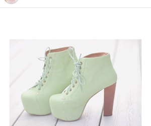 boots, fashion, and jeffrey campbell image