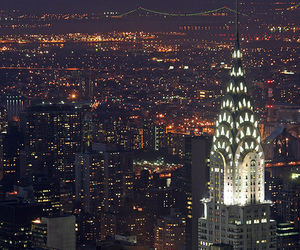 building, cities, and nyc image