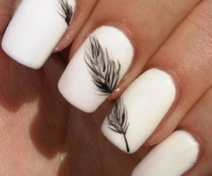 creative, nail polish, and tumblr image