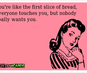 bread, ecards, and funny image
