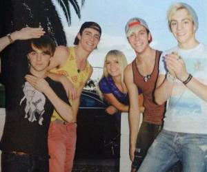 r5 and ross lynch image