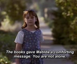 book, matilda, and quotes image