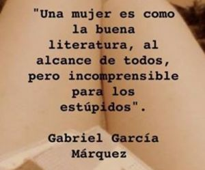 books, frases, and mujer image