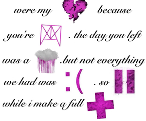 bad day, heartbreaker, and Hold Tight image