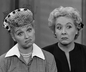 I Love Lucy and Lucy image