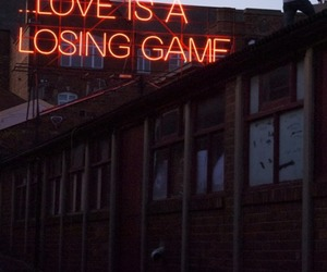 love, game, and quotes image