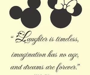 disney, mickey, and quote image