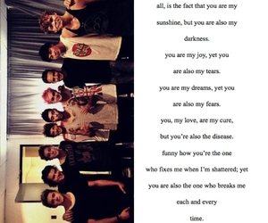 quotes, edits, and take me home image