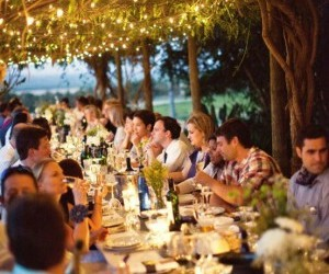 partyz.co and outdoor dining image