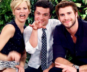 cast, normal, and catching fire image