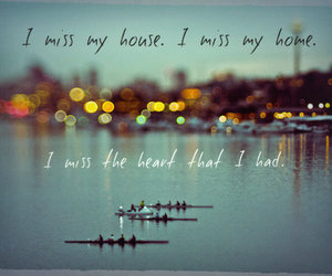 miss, my home, and i miss me image