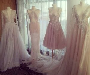 amazing, awesome, and wedding gown image