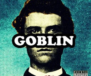goblin, text, and vintage image