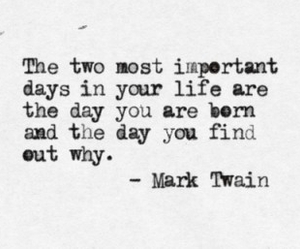 quotes, life, and mark twain image