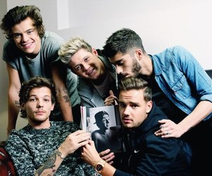 one direction, 1d, and zayn image