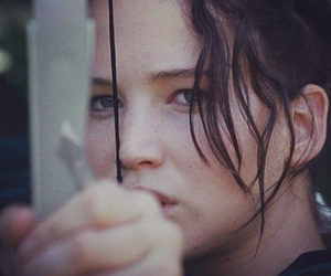 beautiful, happy, and catching fire image