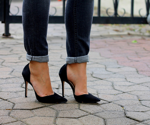 heels, chic, and classy image
