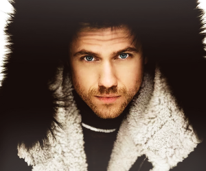 handsome, aaron tveit, and graceland image
