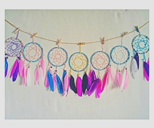 colorful, craft, and handmade image