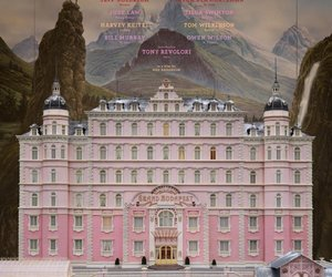 wes anderson, the grand budapest hotel, and movie image