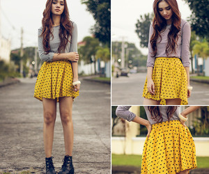 fashion, girly, and outfit image