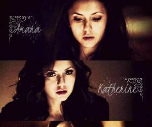 the vampire diaries, tvd, and amara image