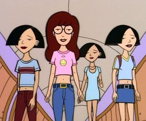 Daria, jane lane, and animated image