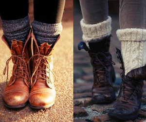 boots, combat boots, and Dream image