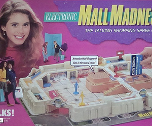 board games and 80's image