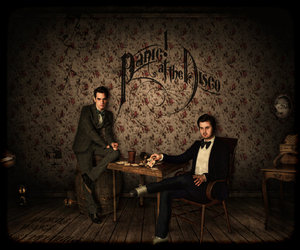 brendon urie, spencer smith, and P!ATD image