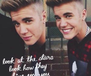 justin bieber, love, and smile image