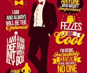 doctor who, matt smith, and bowties image