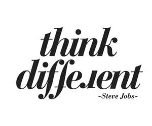 quotes, think, and text image