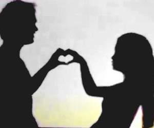 heart, laliter, and love image