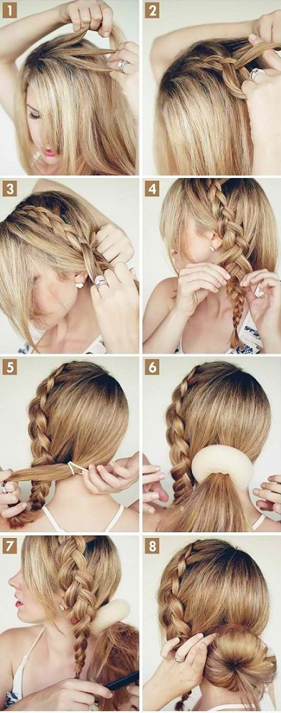83 Images About Coiffure On We Heart It See More About